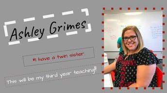 Ashley Grimes