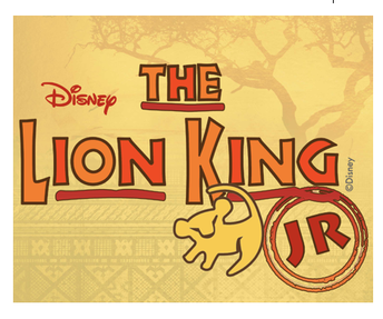 Disney's Lion King Jr. Performed by GWMS: