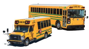 Important Bus news for the 1st day of school.