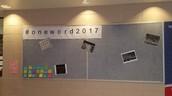 #oneword2017