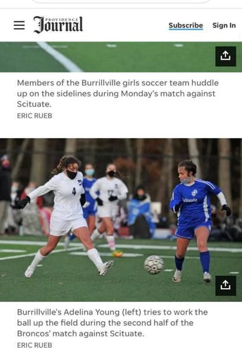 Great Season Girls Soccer!