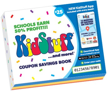 KidStuff Books - Book/Payment Deadline 10/9