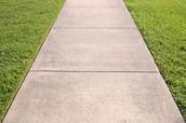 Use Sidewalks