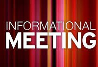 Return to In-Person Learning Information Meetings