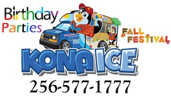 Kona Ice of the Shoals
