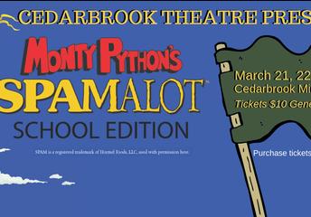 """CBKTheatre Returns Home to Stage Monty Python's """"Spamalot"""""""