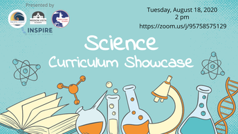 Science Curriculum Showcase