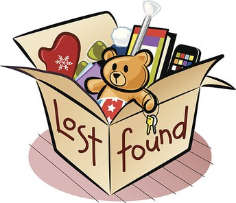 Lost and Found Boxes