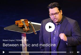 Gupta: Between Music and Medicine