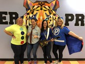 Even Pete the Cat Showed Up!