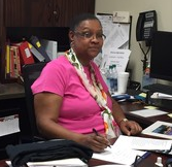 Glenda Page, 11th Grade Counselor