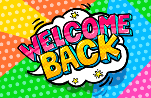 Students return to School- January 8th!