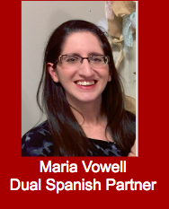 October 20th Maria Vowell