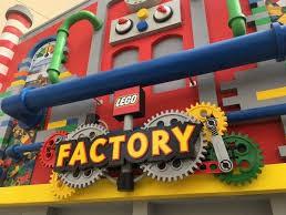 Lego Factory Virtual Tour & Build Challenge