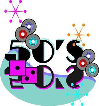 GRADES 1-4 SPRING FLING - I LOVE THE 50's