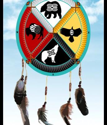 4 Sacred Animals