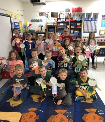 Mrs. Person's Class