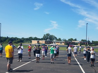 Band Camp Drill