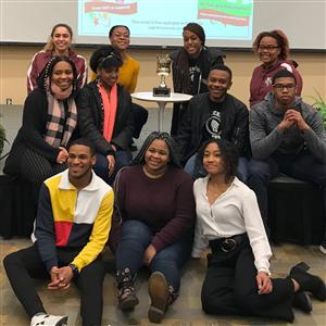 CHS Black Scholars Win MLK Jeopardy!