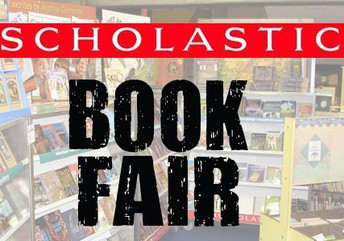 The Scholastic Book Fair is almost here!