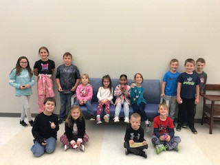 October 4th PBIS Winners