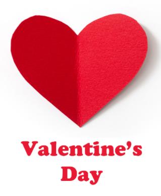 Valentines Day Information: