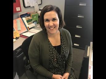 Welcome Mrs. Lori Nicassio!