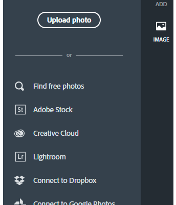 Photo Options