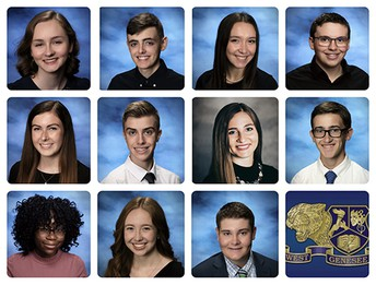 Announcement of WGHS Top Eleven for Class of 2021