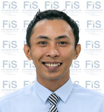 Mr. Hamza Gulam, English as a Second Language (ESL) Coordinator