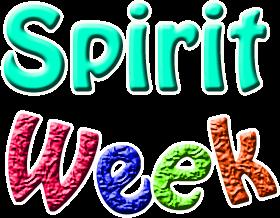 Erin School Spirit week