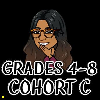 Grades 4-8 Cohort C
