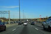 Canada highway