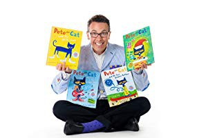 Author Eric Litwin Visit