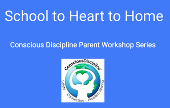 Board Spotlight: College Heights' School to Heart to Home Conscious Discipline Workshops