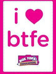 Our Next Box Tops Challenge Deadline is February 7!