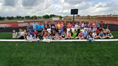 3rd Graders, right before the rains came