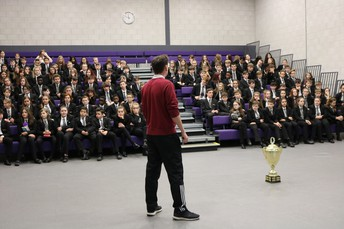 House Cup Assembly