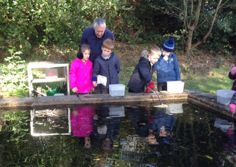 Y1 trip to Nell Bank