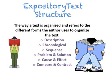 Stem Vocabulary of the Week: Expository Text