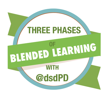 Three Phases of Blended Learning