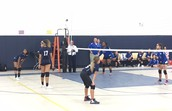 Girls' Volleyball vs. the Weiss School