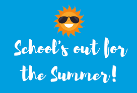 ENJOY YOUR SUMMER BREAK! We look forward to seeing you again in August! We pray for safety and a time of renewal for all our Legacy families, staff and students over the summer!