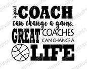 Needing a Boys' Basketball Coach