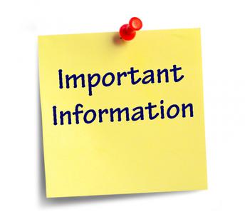 Recap of Information Shared by Dr. Morrison Via Email on December 17