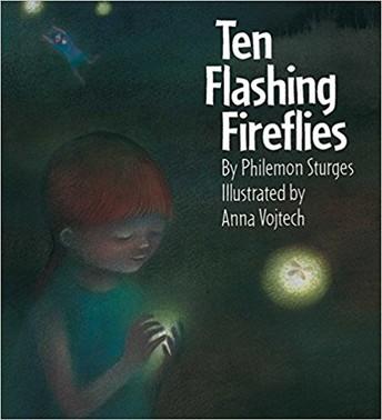 Ten Flashing Fireflies