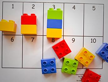 Jr. LEGO-tician  (ages 4½-5)