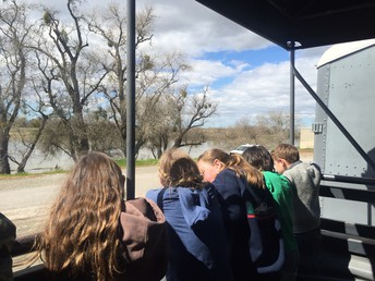 4th graders enjoyed a Sacramento trip on Tuesday. Thank you Ms. Crowther, Ms. White & parents!