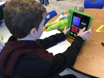 1:1 iPads