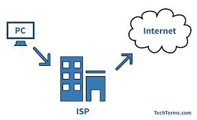 Internet Service Provider Information